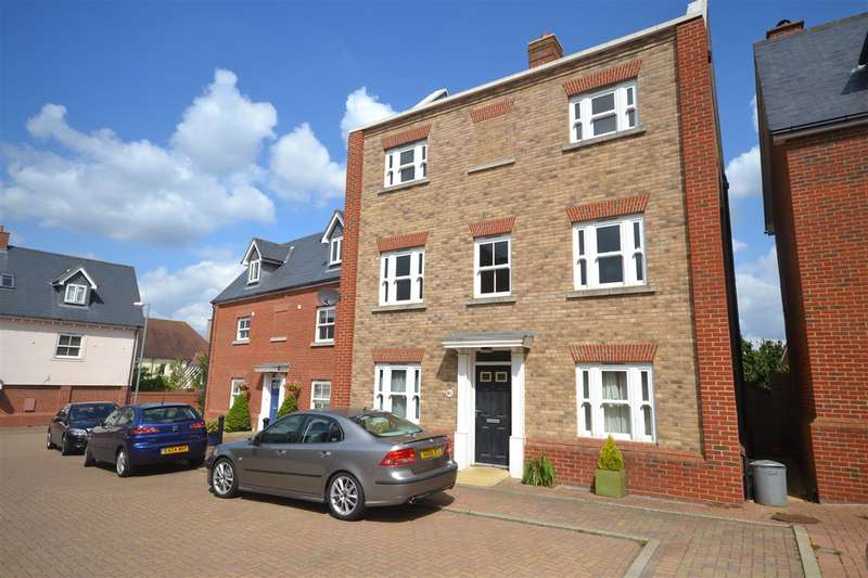 4 Bedrooms House for rent in Rouse Way, Colchester
