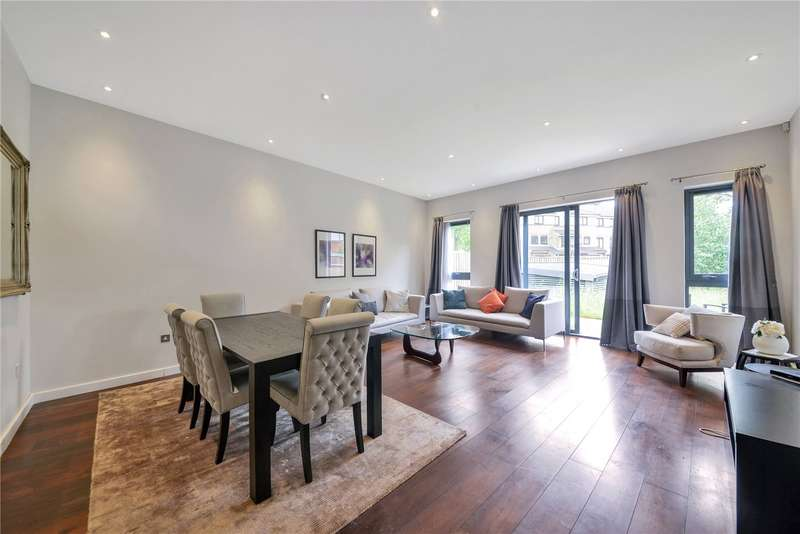 5 Bedrooms Terraced House for rent in The Crescent, Gunnersbury Mews, Chiswick, W4