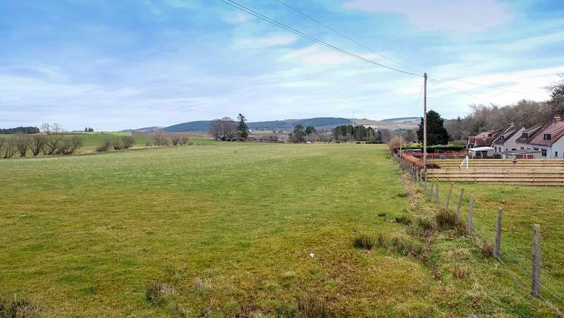 Land Commercial for sale in Bognie Place, Bognie, Huntly, Aberdeenshire, AB54 6BF