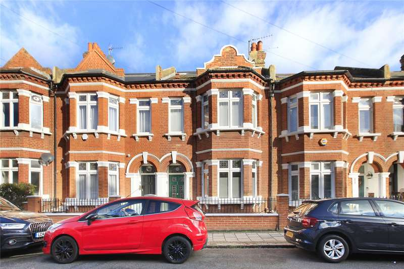 5 Bedrooms Terraced House for sale in Gaskarth Road, Clapham South, London, SW12