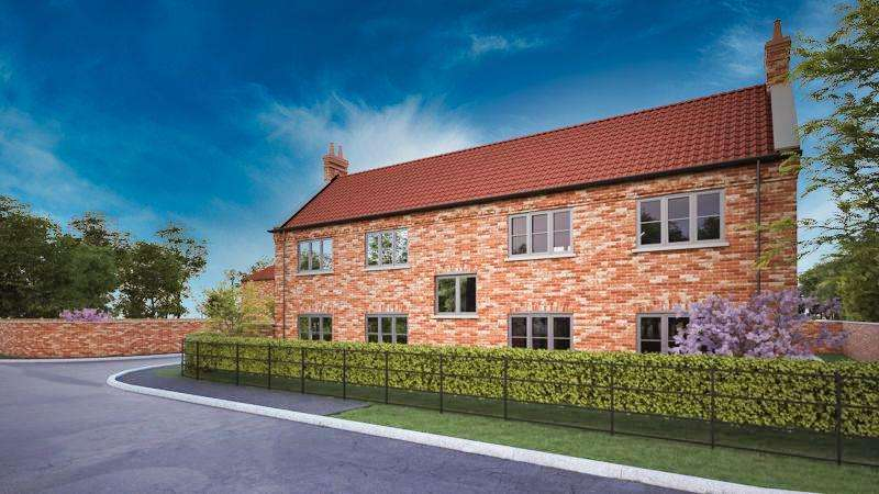 5 Bedrooms Detached House for sale in Plot 1 Plum Tree Court, North Leverton, Retford