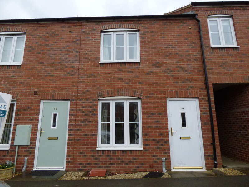 2 Bedrooms Terraced House for rent in Winter Gardens Way, Banbury