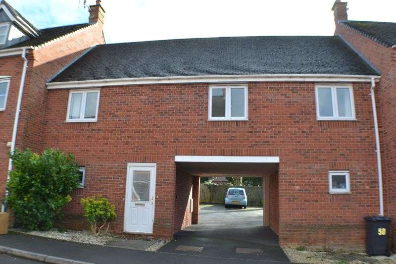 2 Bedrooms Property for sale in Berrywell Drive, Barwell