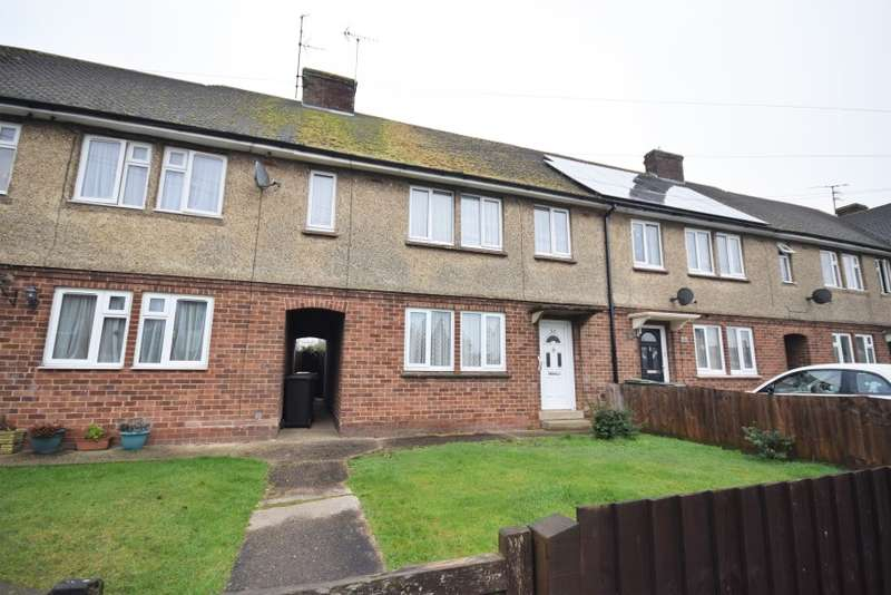 Terraced House for sale in 52 Headingley Road, Rushden, Northamptonshire