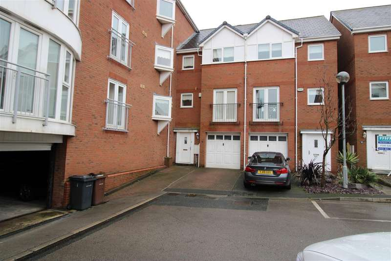 4 Bedrooms Terraced House for rent in The Knowles, Blundellsands Road West, Blundellsands
