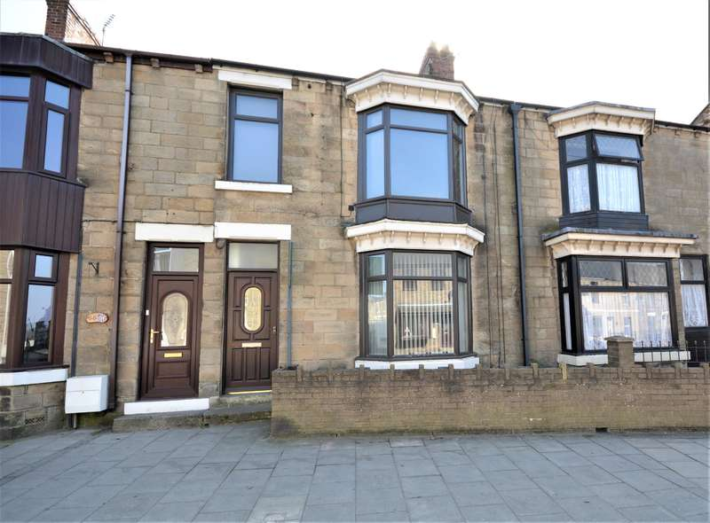 3 Bedrooms Terraced House for rent in Collingwood Street, Coundon, Bishop Auckland, DL14 8LH