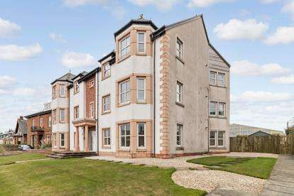 2 Bedrooms Flat for sale in Ayr Road, Prestwick