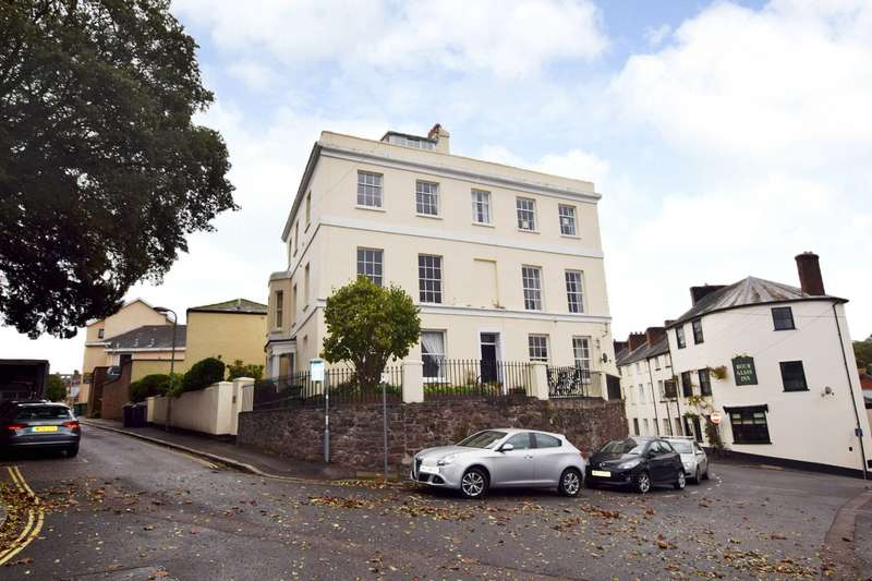 2 Bedrooms Apartment Flat for rent in Melbourne Place, Exeter, Devon