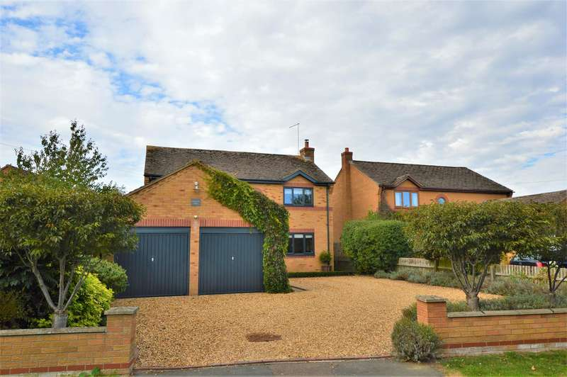 4 Bedrooms Detached House for sale in Greatford, Stamford