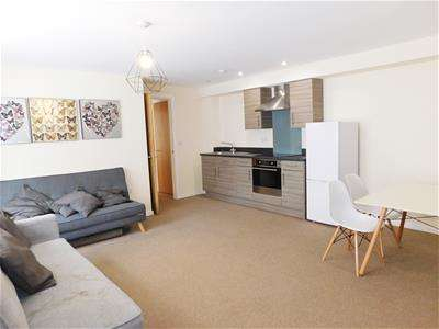 1 Bedroom Apartment Flat for rent in Edward Street, Stockport