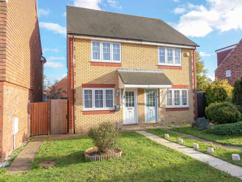 2 Bedrooms Semi Detached House for sale in Hatfield Road, Rayleigh