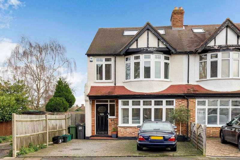 4 Bedrooms Semi Detached House for rent in St James's Avenue, Beckenham