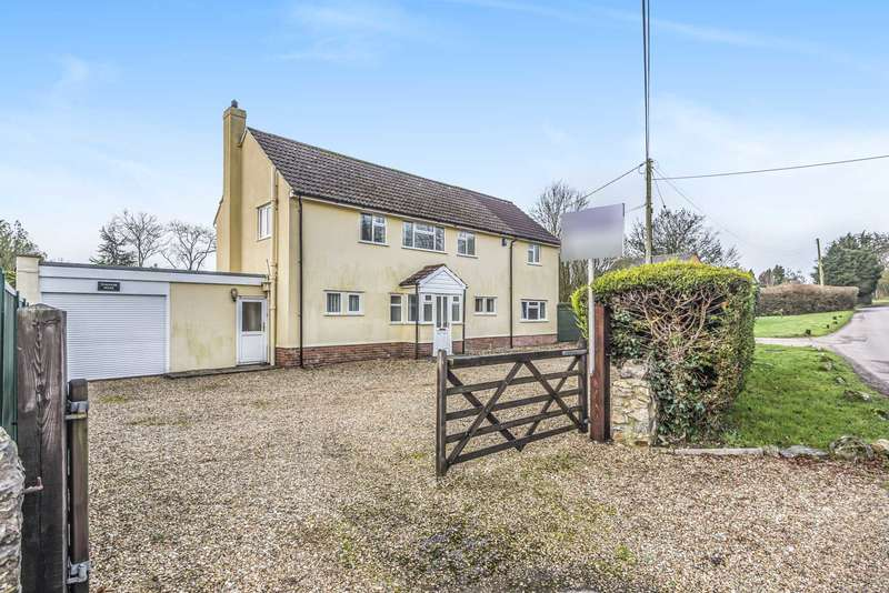 4 Bedrooms Detached House for sale in Broom Lane, Tytherleigh, Axminster