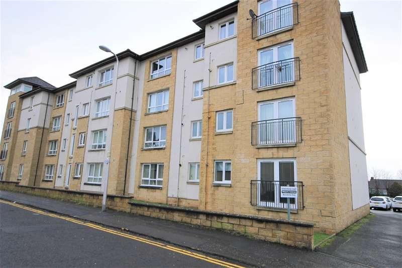 2 Bedrooms Flat for rent in Henderson Court, Motherwell