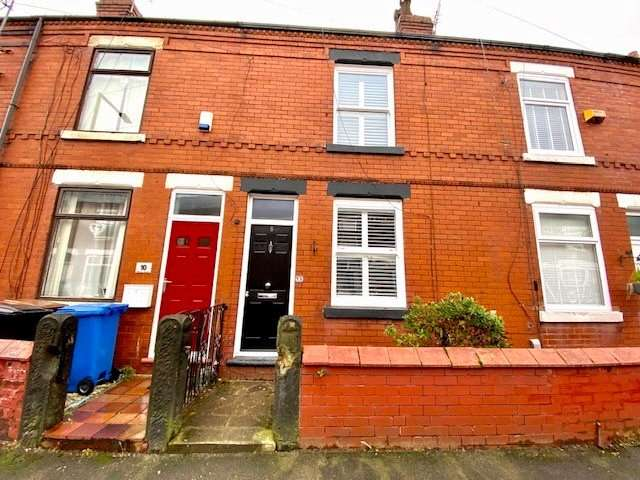 2 Bedrooms Terraced House for rent in Melton Street, South Reddish, Stockport, SK5