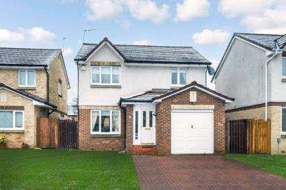 3 Bedrooms Detached House for sale in Blairbuie Drive, Kelvindale