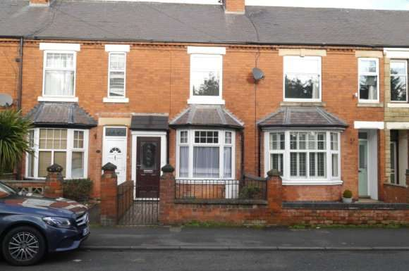 2 Bedrooms Terraced House for rent in SAXBY ROAD, Melton Mowbray, LE13