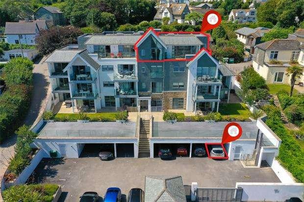 3 Bedrooms Apartment Flat for sale in Salt, Belyars Lane, The Belyars, St. Ives