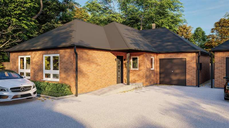 4 Bedrooms Bungalow for sale in Fleets Road, Sturton By Stow, Lincoln