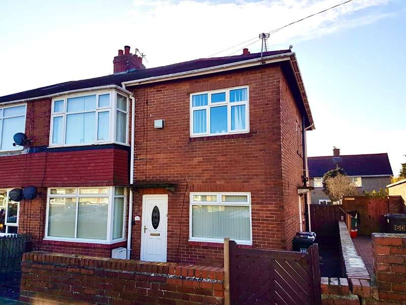 2 Bedrooms Flat for rent in Balkwell Avenue, North Shields