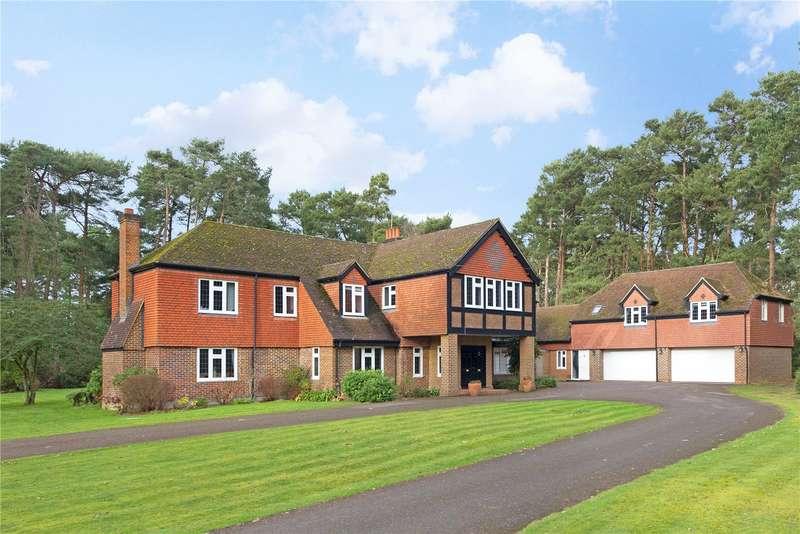 6 Bedrooms House for sale in Byfleet Road, Cobham, Surrey, KT11