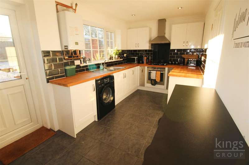 3 Bedrooms House for sale in Heathgate, Hertford Heath, Hertford