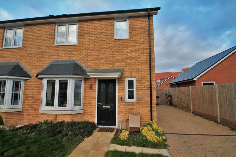 3 Bedrooms End Of Terrace House for sale in Barchamber Way, Gravesend, DA12 2FA