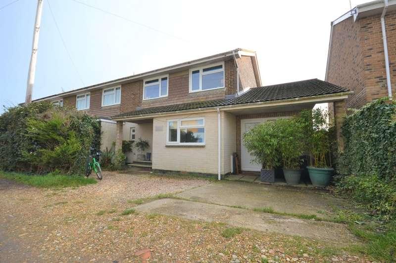 4 Bedrooms Semi Detached House for sale in Queens Road, Bembridge