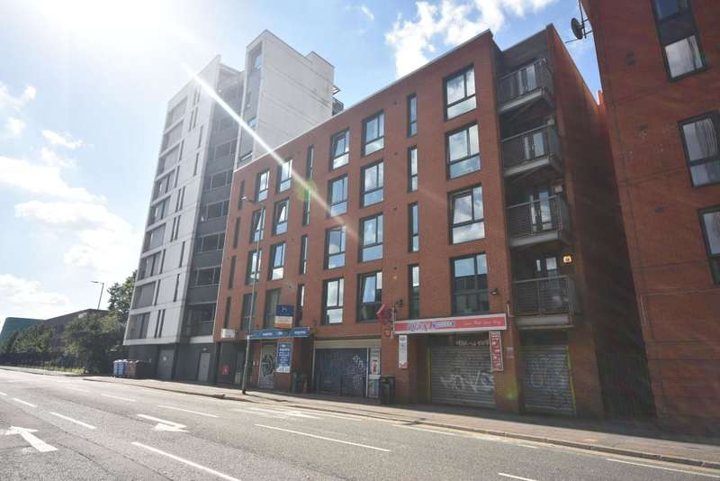 2 Bedrooms Flat for sale in Trinity Court, Higher Cambridge Street, Manchester, M15 6AR
