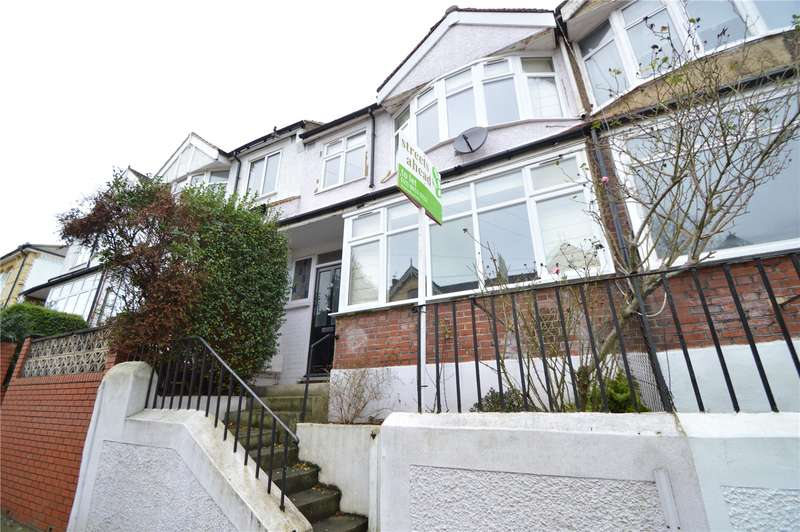 3 Bedrooms Terraced House for rent in Waldegrave Road, London