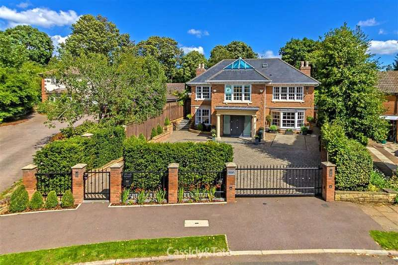 7 Bedrooms Detached House for sale in The Park, St Albans, Hertfordshire