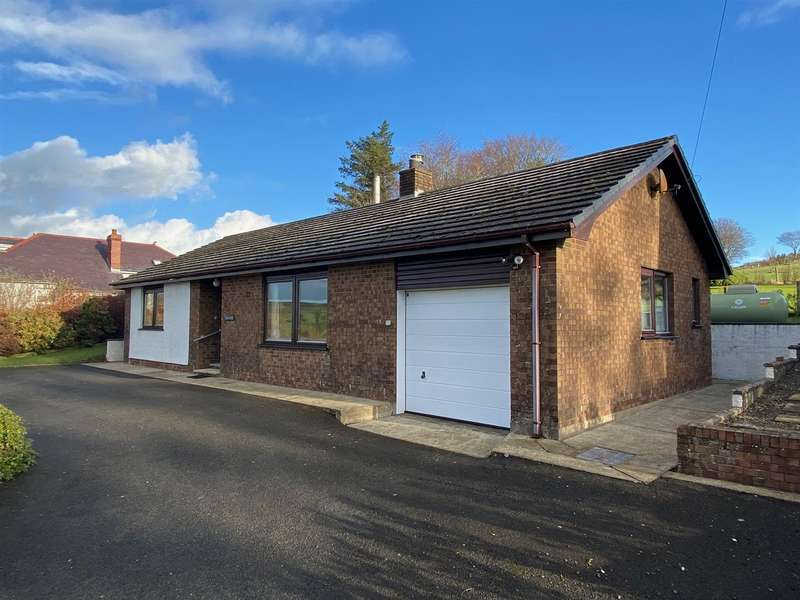 2 Bedrooms Bungalow for sale in Talgarreg, Llandysul