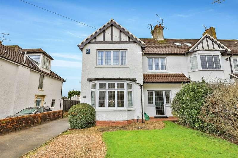 4 Bedrooms Semi Detached House for sale in Redlands Road, Penarth