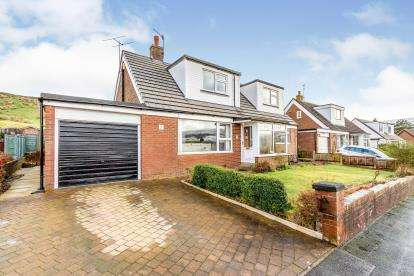 4 Bedrooms Detached House for sale in Sunnyfield Avenue, Cliviger, Burnley, Lancashire, BB10