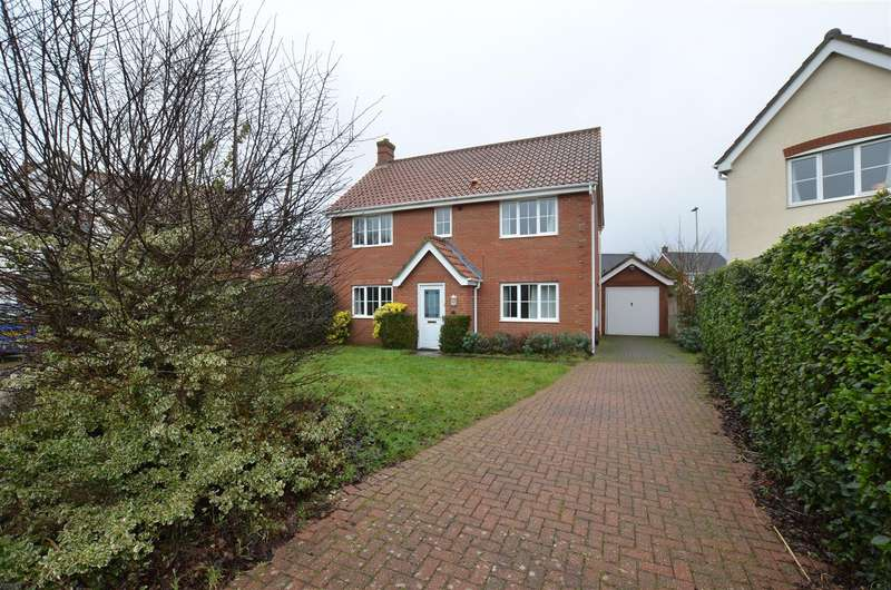 6 Bedrooms House for rent in Dow Close, Norwich