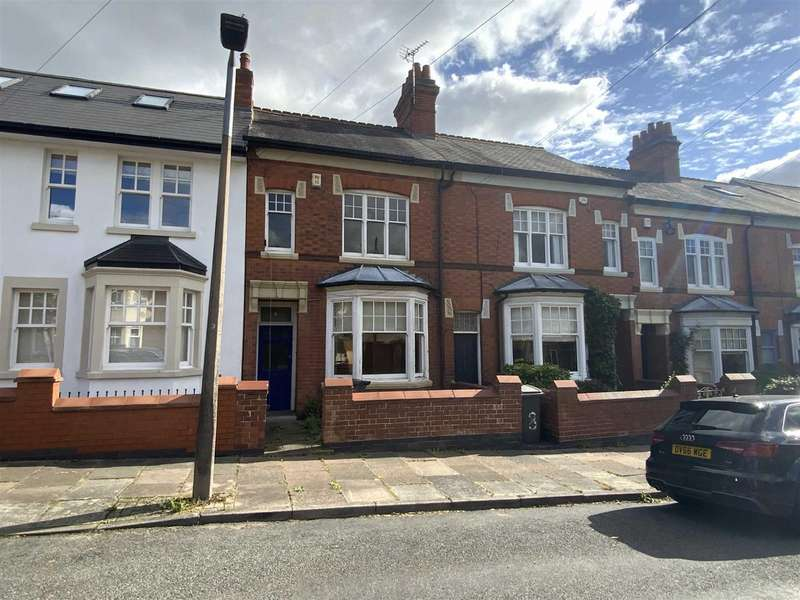 4 Bedrooms Terraced House for sale in Knighton Church Road, South Knighton