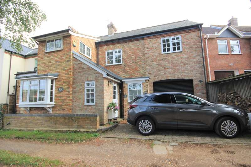 4 Bedrooms Semi Detached House for sale in Claridges Lane, Ampthill, Bedfordshire, MK45