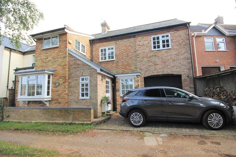 4 Bedrooms Semi Detached House for sale in Claridges Lane, Ampthill, Bedfordshire, MK45