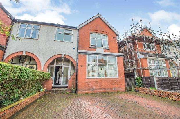 4 Bedrooms Semi Detached House for sale in Rowan Avenue, Manchester, Greater Manchester