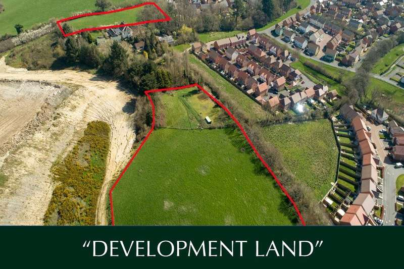 Land Commercial for sale in SITE FOR 22 HOUSES, Newton Abbot, Devon