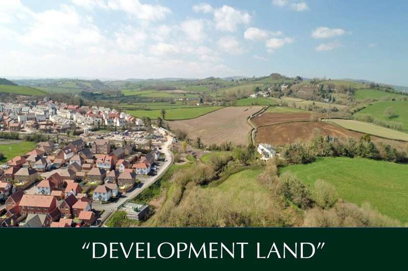 Land Commercial for sale in SITE FOR 9 HOUSES, Newton Abbot, Devon