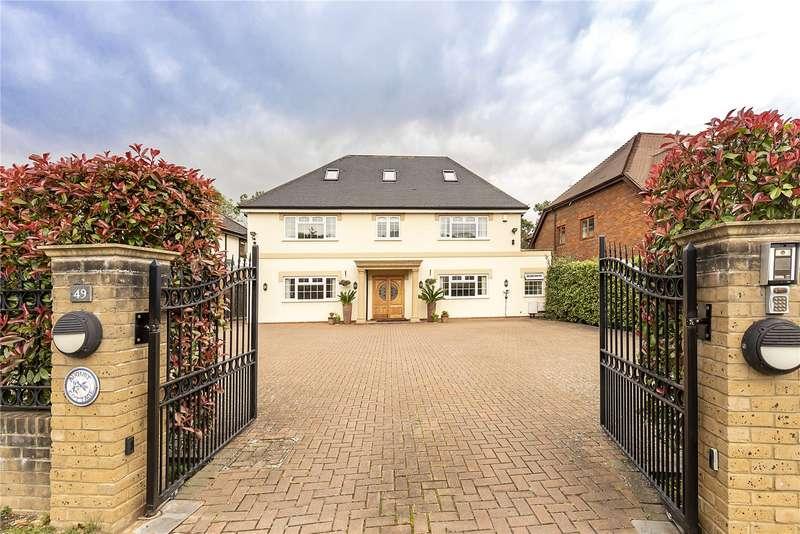 8 Bedrooms Detached House for sale in Dukes Wood Drive, Gerrards Cross, Buckinghamshire, SL9