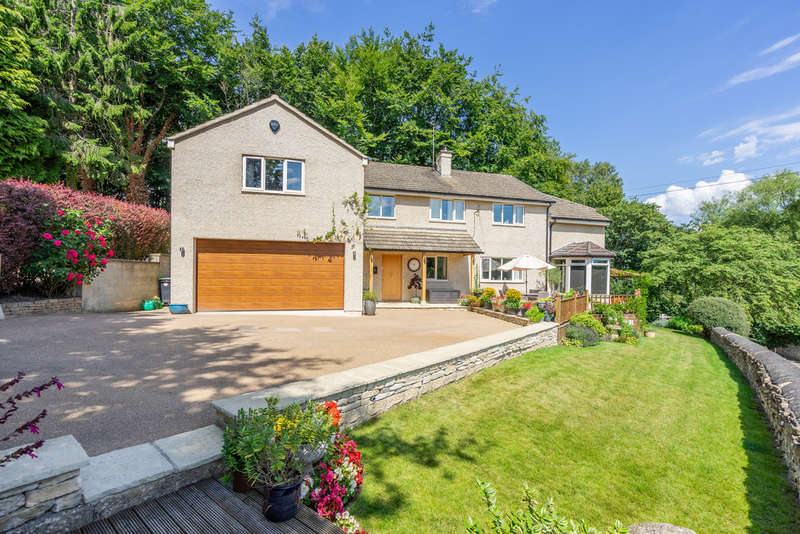 5 Bedrooms Detached House for sale in Holloway, Malmesbury