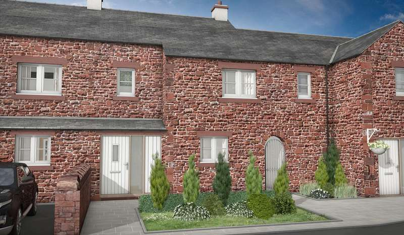 3 Bedrooms Property for sale in The Old Sawmill, Warcop, Appleby-in-Westmorland, CA16