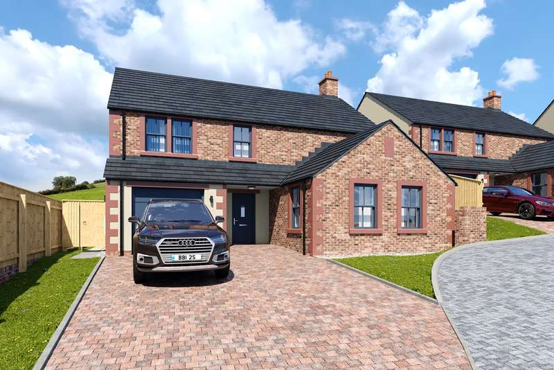 4 Bedrooms Detached House for sale in Lacy Heights, Little Salkeld, Penrith, CA10