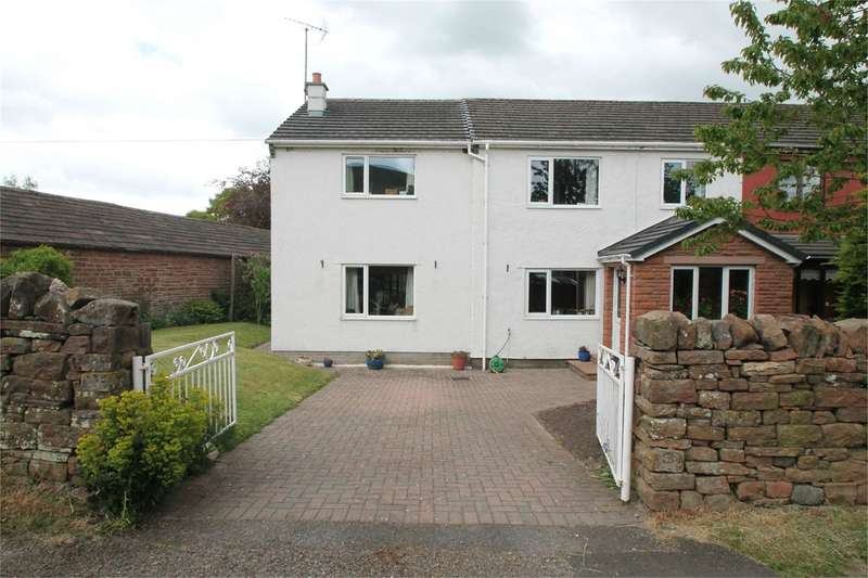 5 Bedrooms Semi Detached House for sale in Church View, Great Salkeld, Penrith, CA11