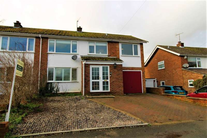 4 Bedrooms Semi Detached House for sale in GRAVEL WALK, EMBERTON