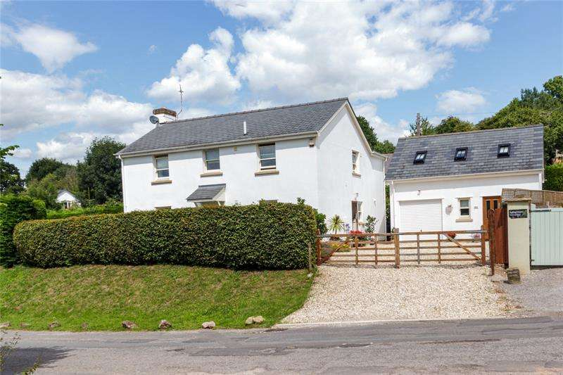 4 Bedrooms Detached House for sale in Longhope, Gloucestershire, GL17