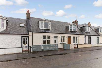 2 Bedrooms Terraced House for sale in Garden Street, Dalrymple