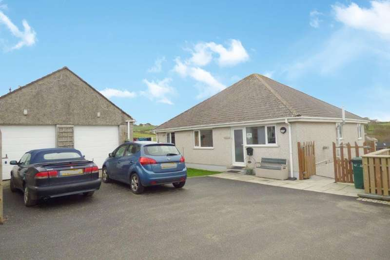 4 Bedrooms Detached House for sale in Reen Lane, Budnic Hill